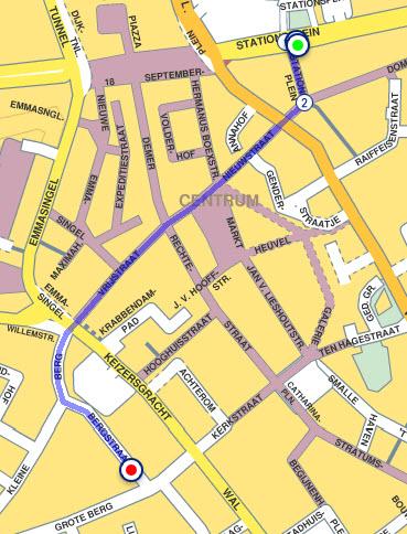 route_vanaf_station__naar_De_Heremiet